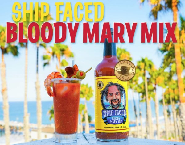 Ship Faced Bloody Mary Mix